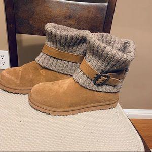 Ugg Australia Cassidee Suede Boots
